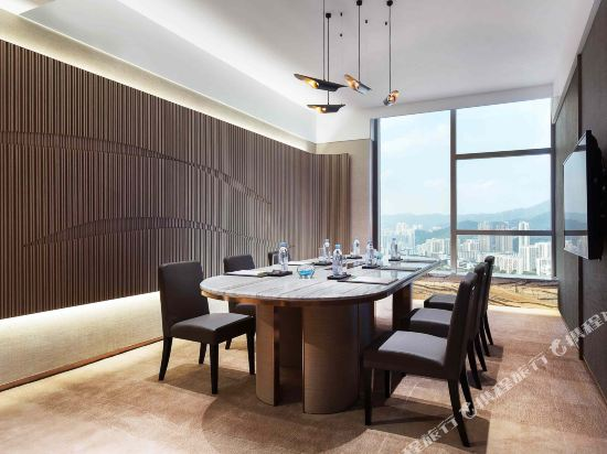 香港沙田萬怡酒店(Courtyard by Marriott Hong Kong Sha Tin)會議室