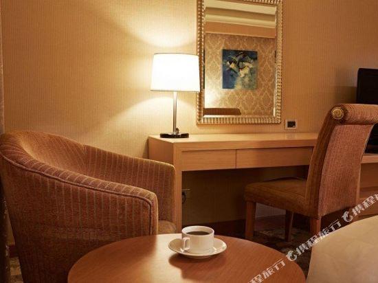 高雄義大天悅飯店(E-Da Skylark Hotel)温馨家庭房4人房