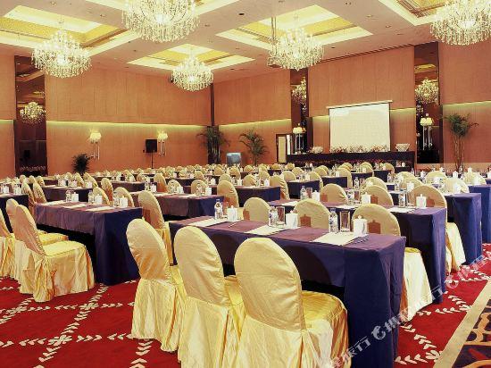 北京長白山國際酒店(Changbaishan International Hotel)多功能廳