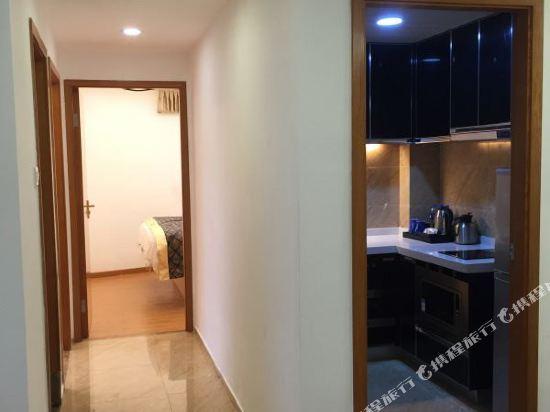 深圳途家斯維登度假公寓(東部華庭大梅沙)豪華兩室套房