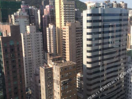 香港港島太平洋酒店(Island Pacific Hotel)周邊圖片