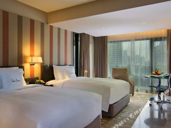 曼谷素坤逸希爾頓逸林酒店(DoubleTree by Hilton Sukhumvit Bangkok)逸林客房