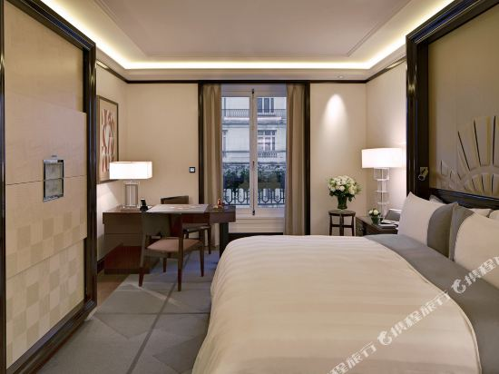 巴黎半島酒店(Hotel the Peninsula Paris)高級客房