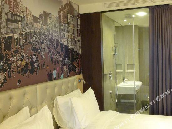 富驛時尚酒店-台北南京東路館(FX Hotel (Taipei Nanjing East Road))時尚客房