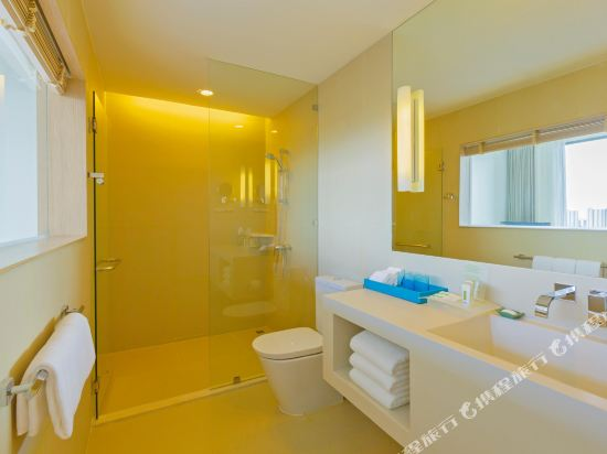 芭堤雅假日酒店(Holiday Inn Pattaya)豪華房