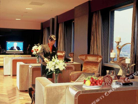 北京長白山國際酒店(Changbaishan International Hotel)行政酒廊