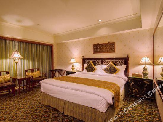 台北首都唯客樂飯店(CAPITAL  WAIKOLOA HOTEL)精緻套房雙人房