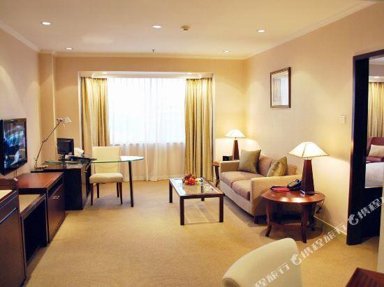 中山國際酒店(Zhongshan International Hotel)行政套房