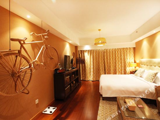 XY酒店公寓(北京金茂府店)(XY Apartment Hotel (Beijing Jinmaofu))其他