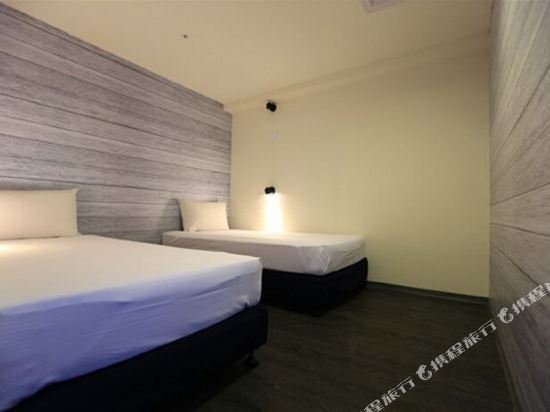 台中巧合大飯店(Chance Hotel)三人房