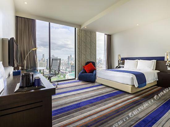 曼谷暹羅智選假日酒店(Holiday Inn Express Bangkok Siam)高級房
