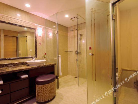 台北唯客樂飯店(Capital Waikoloa Hotel)蜜月套房雙人房