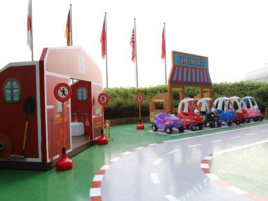 台中港酒店(Taichung Harbor Hotel)兒童樂園/兒童俱樂部