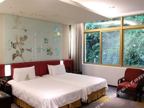 台北圓山大飯店(The Grand Hotel)麒麟客房