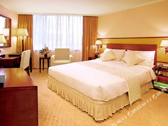 澳門帝濠酒店(Emperor Hotel)豪華套房