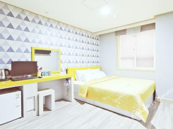 G酒店(G Hotel)標準大床房