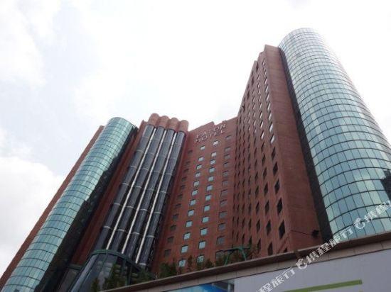 香港逸東酒店(Eaton HK)外觀