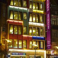 台北寧夏2號旅店酒店預訂