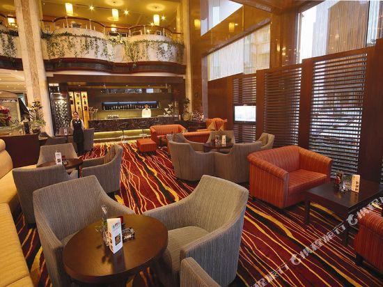 中山國際酒店(Zhongshan International Hotel)大堂吧