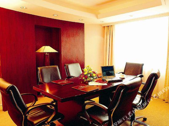 中山國際酒店(Zhongshan International Hotel)會議室