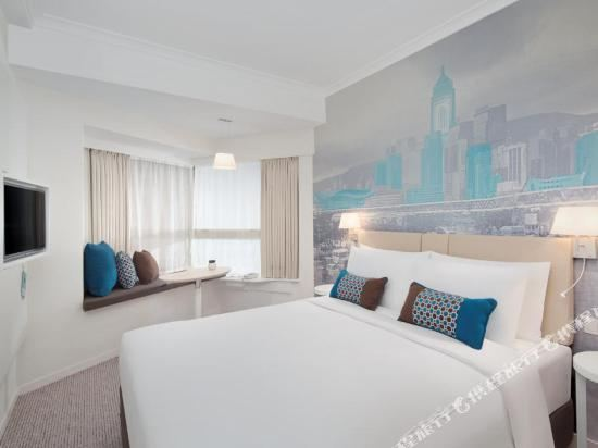香港遨舍衞蘭軒(OZO Wesley Hong Kong)高級房
