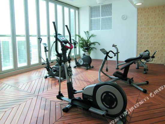 澳門利澳酒店(Rio Hotel)健身房
