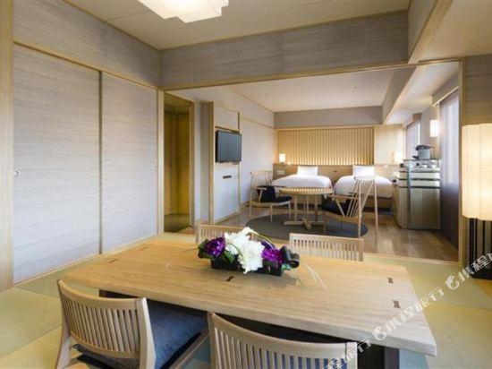大阪南海瑞士酒店(Swissotel Nankai Osaka)Waraku客房