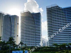 嘻哈夏威夷度假酒店公寓(海陵島十里銀灘店)