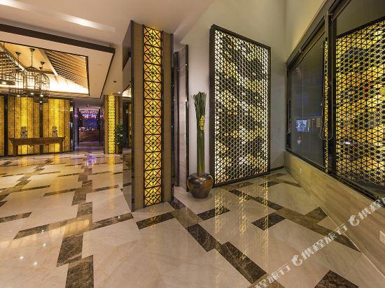 上海同文君亭酒店(Narada Boutique Hotel Shanghai North Bund)公共區域