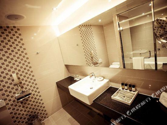 台中港酒店(Taichung Harbor Hotel)豪華雙人房
