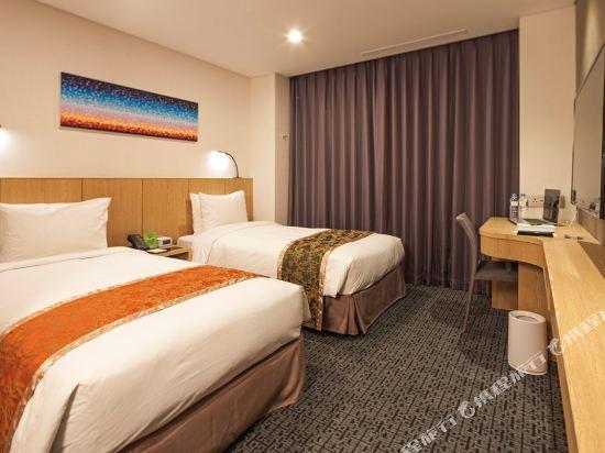 蒂瑪克格蘭德酒店明洞(Tmark Grand Hotel Myeongdong)標準雙床房