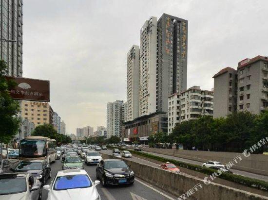 廣州文華東方酒店(Mandarin Oriental Guangzhou)周邊圖片