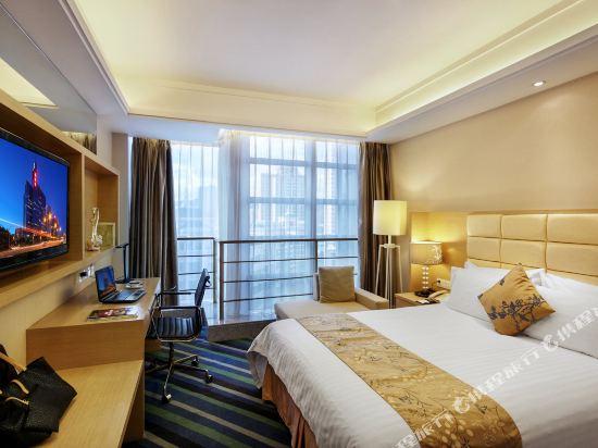 深圳中南海怡酒店特惠大床房