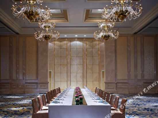 澳門麗思卡爾頓酒店(The Ritz-Carlton Macau)婚宴服務