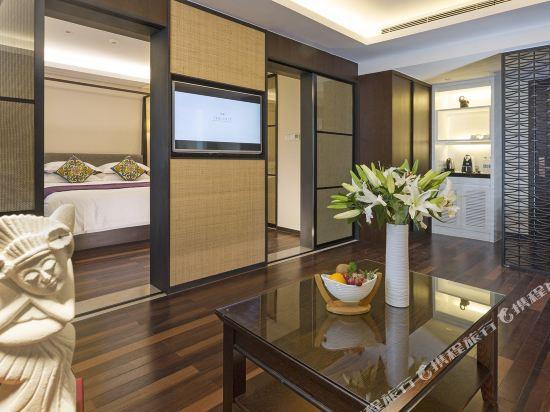 上海同文君亭酒店(Narada Boutique Hotel Shanghai North Bund)君亭套房