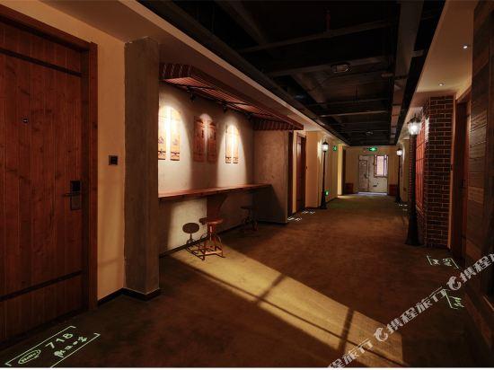 美豪酒店(深圳機場店)(Mehood Hotel)公共區域