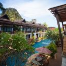 甲米萊利鄉村Spa度假酒店(Railay Village Resort & Spa Krabi)