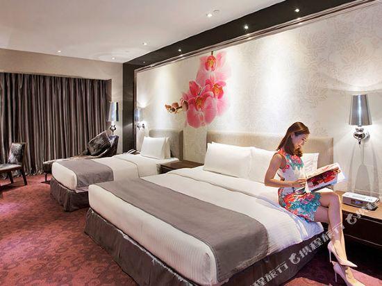 澳門英皇娛樂酒店(Grand Emperor Hotel)家庭房