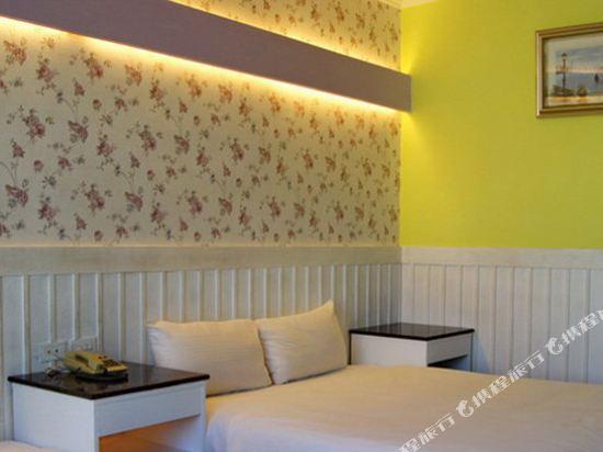 墾丁南灣度假飯店(Kenting Nanwan Resorts)作廢精致(不看海)4人房