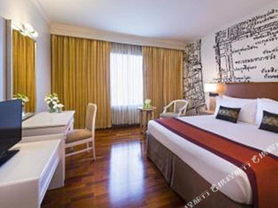 曼谷財富美爵酒店(Grand Mercure Bangkok Fortune)特大床房