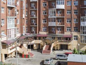 利斯卡奧丁公寓(Apartments ODIN on Lisikha)