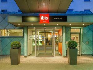 宜必思斯圖加特酒店(Ibis Hotel Stuttgart City)