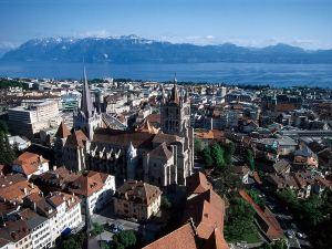 洛桑宮廷溫泉酒店(Lausanne Palace & Spa)