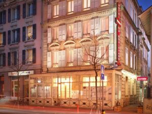 都布羅瓦和酒店式公寓(Hôtel Résidence du Boulevard)
