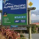 阿爾卑斯-太平洋假日公園酒店(Alpine-Pacific Holiday Park)