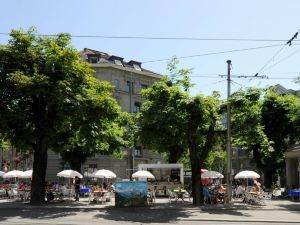 伯爾尼國家飯店(Hotel National Bern)