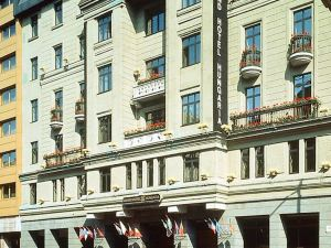 布達佩斯匈牙利市中心酒店(Danubius Hotel Hungaria City Center Budapest)