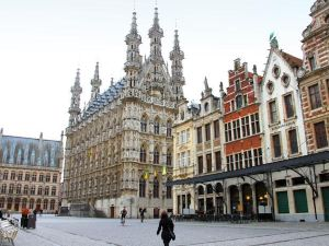 埃塔魯汶中心酒店(ibis budget Leuven Centrum)