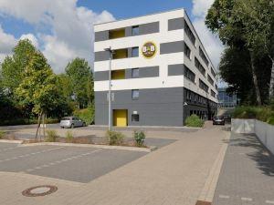 多特蒙德梅斯B&B酒店(B&B Hotel Dortmund Messe)