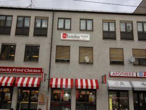 思藍曼巴 - 奧格斯堡旅館(Slamba - Hostel Augsburg)